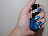 Manicure Monday – BYS Shimmer Blue Hawaii
